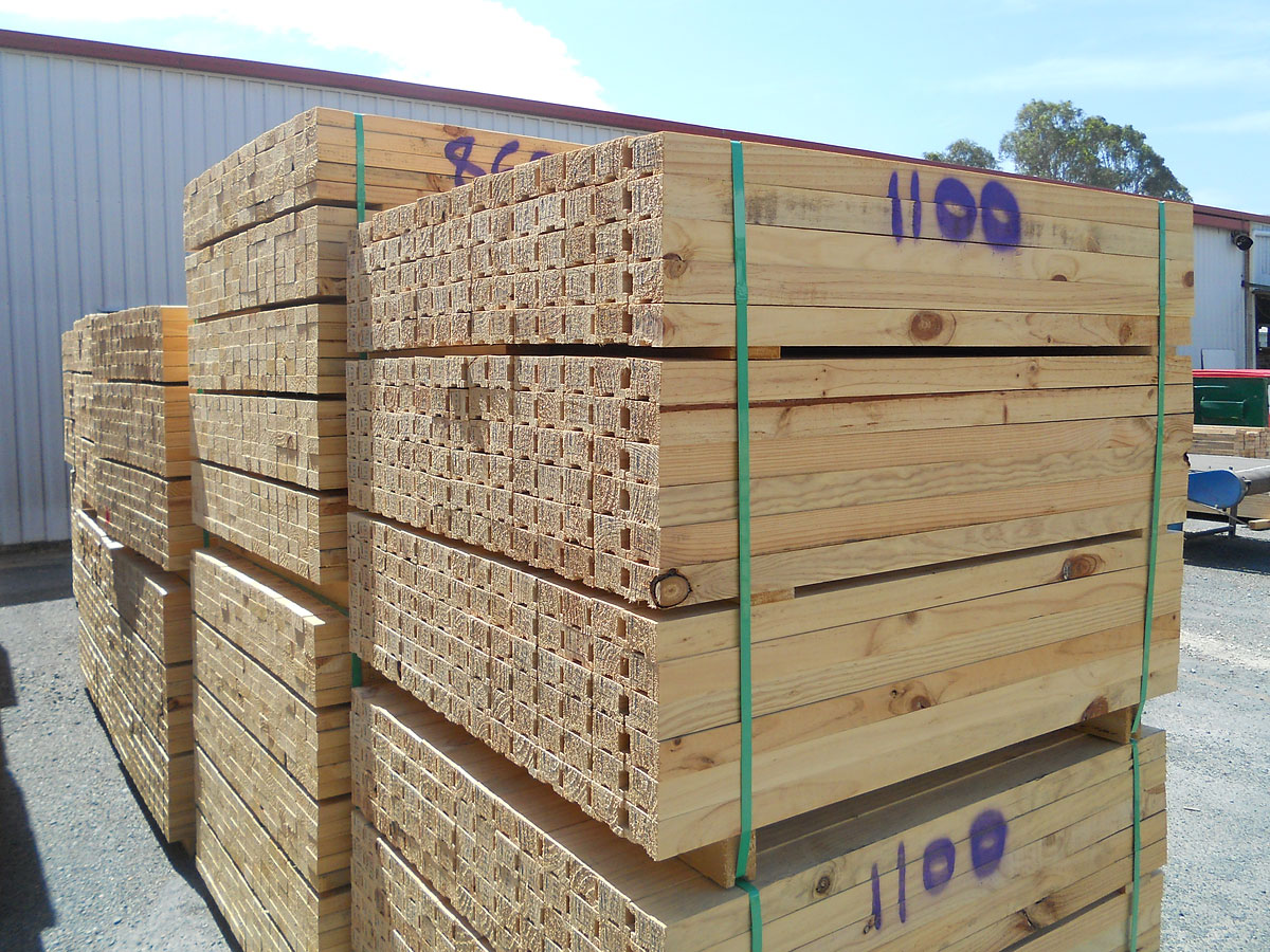Saw Mill For Sale >> Dunnage | Express Pallets & Crates Brisbane